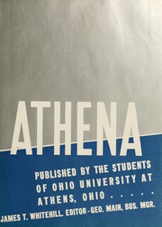 Page 7, 1937 Edition, Ohio University - Athena Yearbook (Athens, OH) online yearbook collection