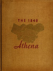 Page 1, 1940 Edition, Ohio University - Athena Yearbook (Athens, OH) online yearbook collection