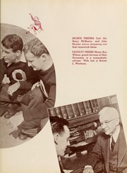 Page 11, 1940 Edition, Ohio University - Athena Yearbook (Athens, OH) online yearbook collection