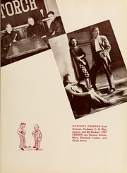Page 13, 1940 Edition, Ohio University - Athena Yearbook (Athens, OH) online yearbook collection