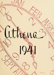 Page 5, 1941 Edition, Ohio University - Athena Yearbook (Athens, OH) online yearbook collection