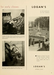 Page 9, 1941 Edition, Ohio University - Athena Yearbook (Athens, OH) online yearbook collection