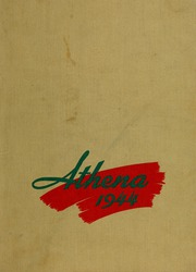Ohio University - Athena Yearbook (Athens, OH) online yearbook collection, 1944 Edition, Page 1