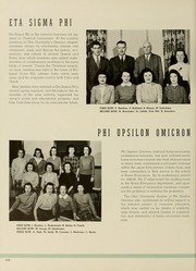Page 126, 1945 Edition, Ohio University - Athena Yearbook (Athens, OH) online yearbook collection