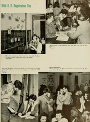 Page 131, 1945 Edition, Ohio University - Athena Yearbook (Athens, OH) online yearbook collection
