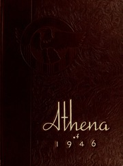 Ohio University - Athena Yearbook (Athens, OH) online yearbook collection, 1946 Edition, Page 1