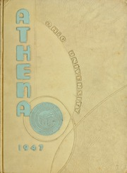 Ohio University - Athena Yearbook (Athens, OH) online yearbook collection, 1947 Edition, Page 1