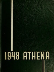 Ohio University - Athena Yearbook (Athens, OH) online yearbook collection, 1948 Edition, Page 1