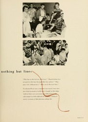 Page 11, 1951 Edition, Ohio University - Athena Yearbook (Athens, OH) online yearbook collection