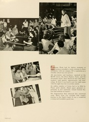 Page 12, 1951 Edition, Ohio University - Athena Yearbook (Athens, OH) online yearbook collection