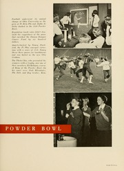 Page 17, 1951 Edition, Ohio University - Athena Yearbook (Athens, OH) online yearbook collection