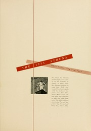 Page 5, 1951 Edition, Ohio University - Athena Yearbook (Athens, OH) online yearbook collection