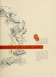 Page 9, 1951 Edition, Ohio University - Athena Yearbook (Athens, OH) online yearbook collection
