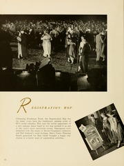 Page 12, 1953 Edition, Ohio University - Athena Yearbook (Athens, OH) online yearbook collection