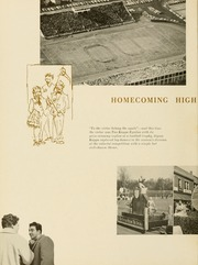 Page 16, 1953 Edition, Ohio University - Athena Yearbook (Athens, OH) online yearbook collection