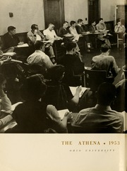 Page 6, 1953 Edition, Ohio University - Athena Yearbook (Athens, OH) online yearbook collection