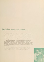 Page 17, 1955 Edition, Ohio University - Athena Yearbook (Athens, OH) online yearbook collection