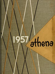 Page 1, 1957 Edition, Ohio University - Athena Yearbook (Athens, OH) online yearbook collection