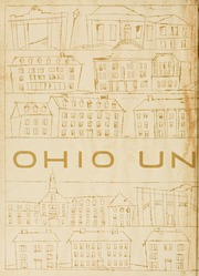 Page 2, 1957 Edition, Ohio University - Athena Yearbook (Athens, OH) online yearbook collection