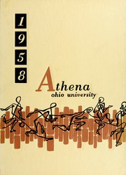 Ohio University - Athena Yearbook (Athens, OH) online yearbook collection, 1958 Edition, Page 1