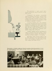 Page 17, 1959 Edition, Ohio University - Athena Yearbook (Athens, OH) online yearbook collection
