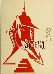 Ohio University - Athena Yearbook (Athens, OH) online yearbook collection, 1960 Edition, Page 1