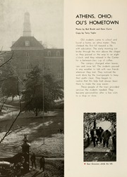 Page 14, 1960 Edition, Ohio University - Athena Yearbook (Athens, OH) online yearbook collection