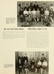 Page 271, 1961 Edition, Ohio University - Athena Yearbook (Athens, OH) online yearbook collection