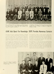 Page 278, 1961 Edition, Ohio University - Athena Yearbook (Athens, OH) online yearbook collection