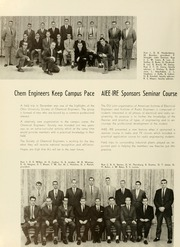 Page 280, 1961 Edition, Ohio University - Athena Yearbook (Athens, OH) online yearbook collection