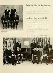 Page 281, 1961 Edition, Ohio University - Athena Yearbook (Athens, OH) online yearbook collection