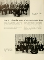 Page 284, 1961 Edition, Ohio University - Athena Yearbook (Athens, OH) online yearbook collection