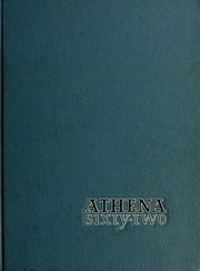 Ohio University - Athena Yearbook (Athens, OH) online yearbook collection, 1962 Edition, Page 1