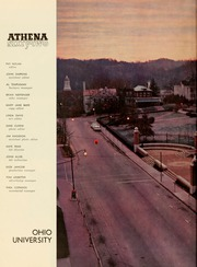 Page 10, 1962 Edition, Ohio University - Athena Yearbook (Athens, OH) online yearbook collection