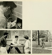 Page 17, 1965 Edition, Ohio University - Athena Yearbook (Athens, OH) online yearbook collection