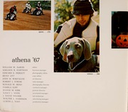 Page 10, 1967 Edition, Ohio University - Athena Yearbook (Athens, OH) online yearbook collection