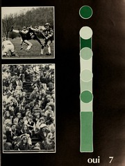Page 11, 1973 Edition, Ohio University - Athena Yearbook (Athens, OH) online yearbook collection