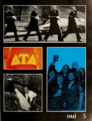 Page 9, 1973 Edition, Ohio University - Athena Yearbook (Athens, OH) online yearbook collection