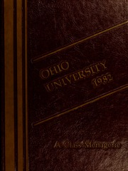 Ohio University - Athena Yearbook (Athens, OH) online yearbook collection, 1982 Edition, Page 1