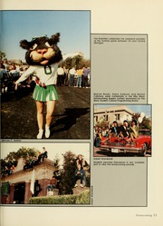 Page 15, 1984 Edition, Ohio University - Athena Yearbook (Athens, OH) online yearbook collection