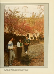 Page 5, 1984 Edition, Ohio University - Athena Yearbook (Athens, OH) online yearbook collection