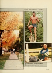 Page 9, 1984 Edition, Ohio University - Athena Yearbook (Athens, OH) online yearbook collection