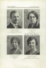 Page 16, 1929 Edition, Slater High School - Slawica Yearbook (Slater, MO) online yearbook collection