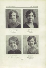 Page 17, 1929 Edition, Slater High School - Slawica Yearbook (Slater, MO) online yearbook collection