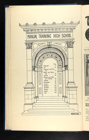 Page 14, 1912 Edition, Manual High School - Builder Yearbook (Kansas City, MO) online yearbook collection