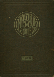 Page 1, 1928 Edition, Manual High School - Builder Yearbook (Kansas City, MO) online yearbook collection