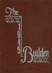 Page 1, 1945 Edition, Manual High School - Builder Yearbook (Kansas City, MO) online yearbook collection