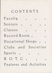 Page 11, 1947 Edition, Manual High School - Builder Yearbook (Kansas City, MO) online yearbook collection