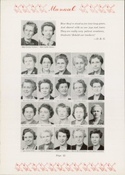Page 16, 1947 Edition, Manual High School - Builder Yearbook (Kansas City, MO) online yearbook collection