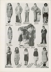 Page 8, 1947 Edition, Manual High School - Builder Yearbook (Kansas City, MO) online yearbook collection